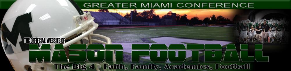 Mason Football, Football, Score, Field