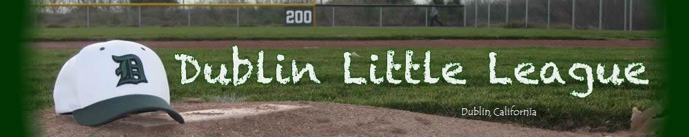 Dublin Little League, Baseball, Run, Field