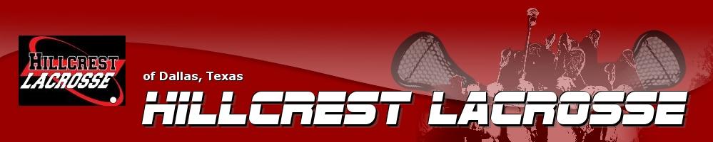 Hillcrest Lacrosse, Lacrosse, Goal, Field