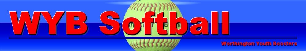Worthington Youth Boosters - Softball, Softball, Run, Field