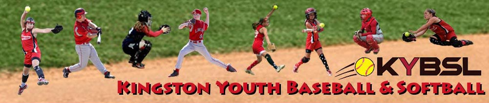 Kingston Youth Baseball and Softball League, Baseball & Softball, Run, Field