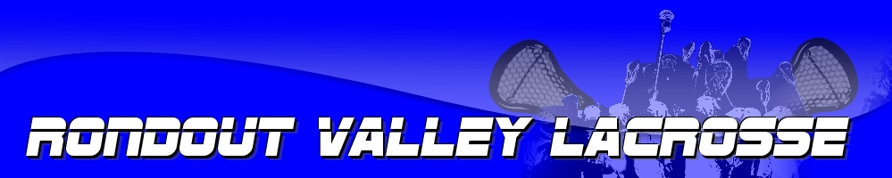 Rondout Valley Lacrosse Club, Lacrosse, Goal, Field