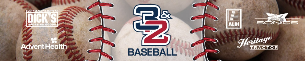 The 3&2 Baseball Club of Johnson County, Inc., Baseball, Run, Field
