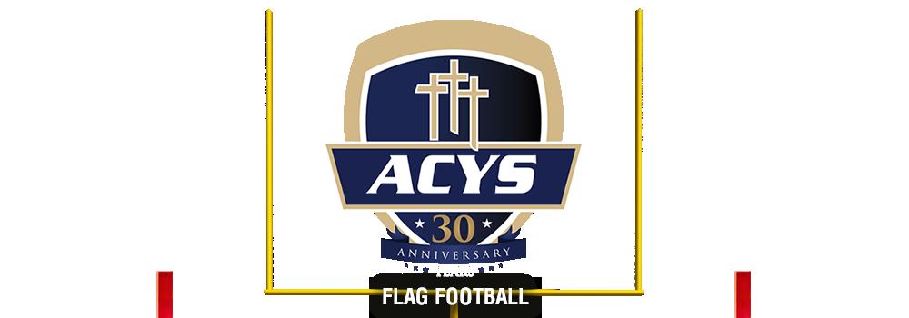 ACYS Flag Football, Flag Football, Goal, Field