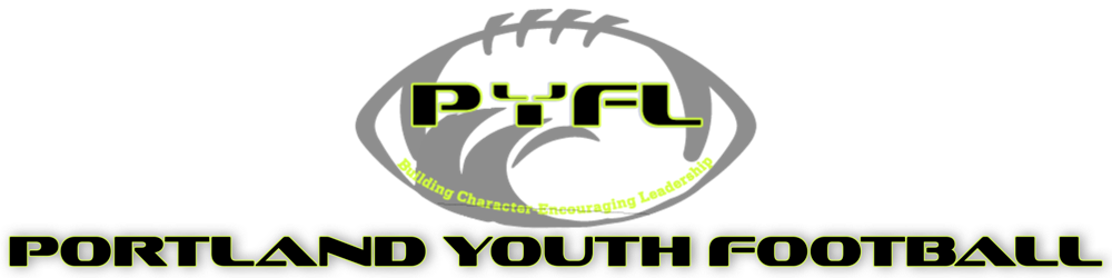 Portland Youth Football League, Football, Touchdown, Field