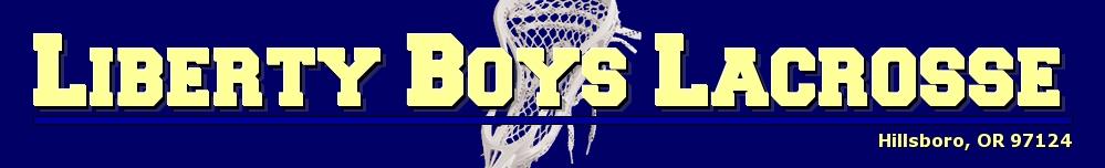 Liberty Falcons Boys Lacrosse, Lacrosse, Goal, Field