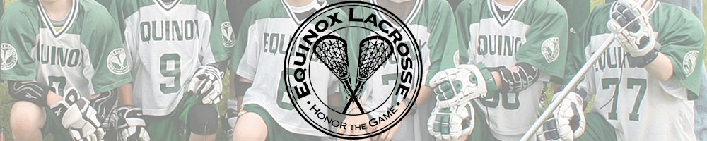 Equinox Lacrosse Association, Lacrosse, Goal, Field