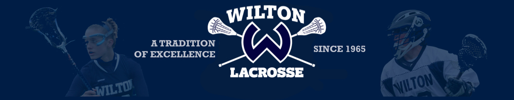 Wilton Lacrosse, Lacrosse, Goal, Away Direction