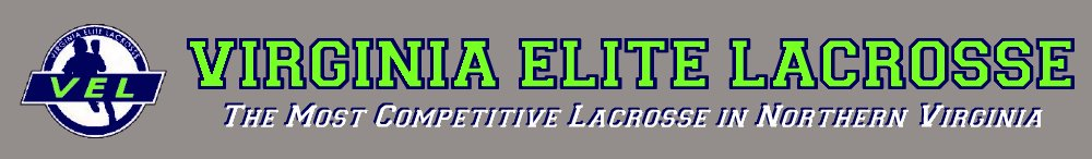 Virginia Elite Lacrosse, Lacrosse, Goal, Field