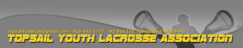 Topsail Lacrosse Club, Lacrosse, Goal, Field