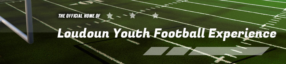 Loudoun Youth Football Experience, Football, Training, Field