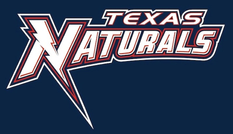 Texas Naturals Baseball Club, Baseball, Run, Field