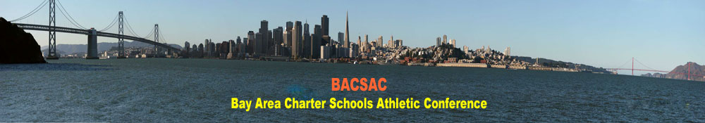 Bay Area Charter Schools Athletic Conference, Multi-sport, Point, Venue