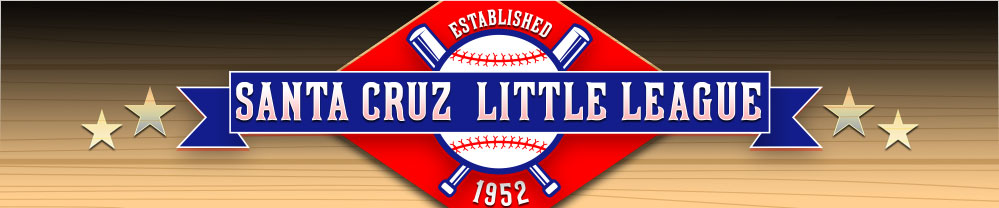 Santa Cruz Little League, Baseball, Run, Field