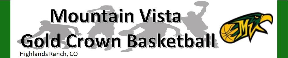 Mountain Vista Gold Crown Basketball, Basketball, Point, Court