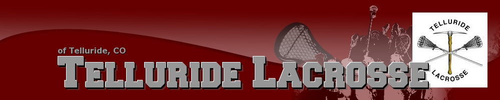Telluride Youth Lacrosse Club, Lacrosse, Goal, Field