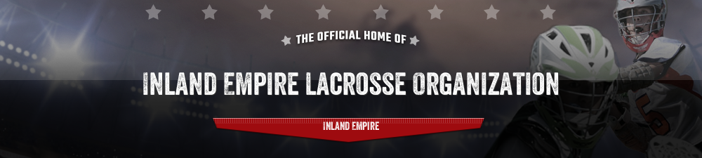 Inland Empire Lacrosse Organization, Lacrosse, Goal, Field