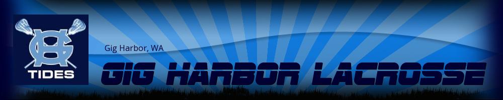 Gig Harbor Lacrosse, Lacrosse, Goal, Field