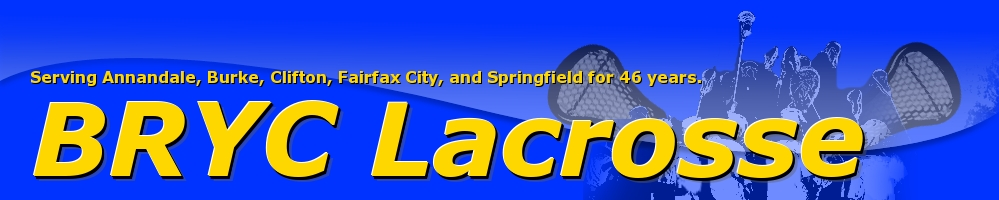 BRYC Lacrosse, Lacrosse, Goal, Field