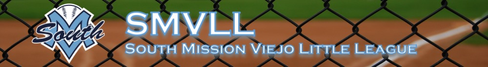 South Mission Viejo Little League, Baseball, Run, YAP