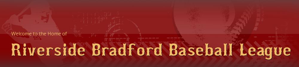 Riverside-Bradford Baseball League, Baseball, Run, Field