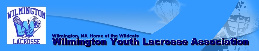 Wilmington Youth Lacrosse Association, Lacrosse, Goal, Field