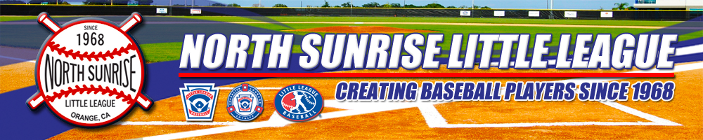 North Sunrise Little League, Baseball, Run, Field