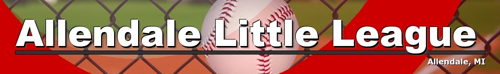 Allendale Little League, Baseball, Run, Field