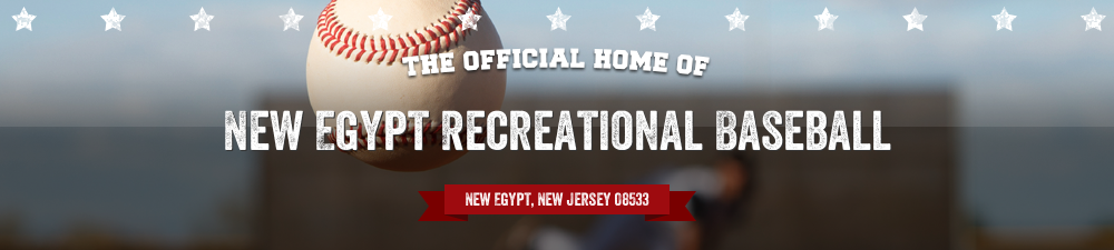 New Egypt Baseball, Baseball, Run, Field