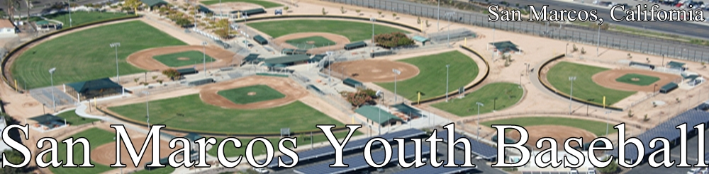 San Marcos Youth Baseball, Baseball, Run, Field