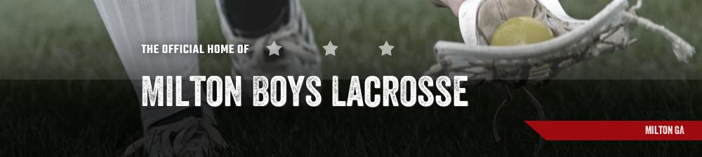 Milton Lacrosse, Lacrosse, Goal, Field