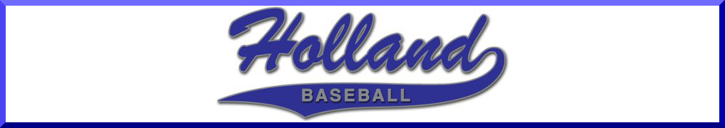 Council Rock Holland Baseball Organization, Baseball, Run, Field