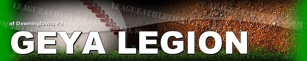UWCHLAN LEGION, Baseball, Run, Field