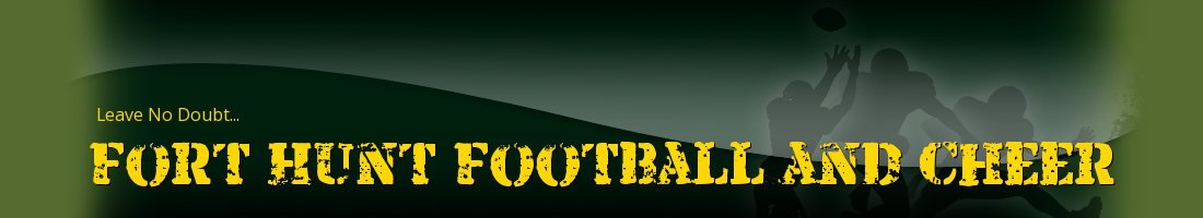 Fort Hunt - Football & Cheerleading, Football, , Carl Sandburg