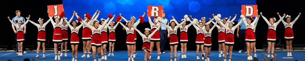 Jr Red Devils Cheer, Cheer, Cheerleading, Cheer, National, Competitive, Central, uca, Field