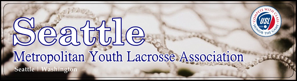 Seattle Metropolitan Youth Lacrosse Association, Lacrosse, Goal, Field