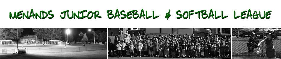 Menands Junior Baseball Softball League, Baseball, Run, Field