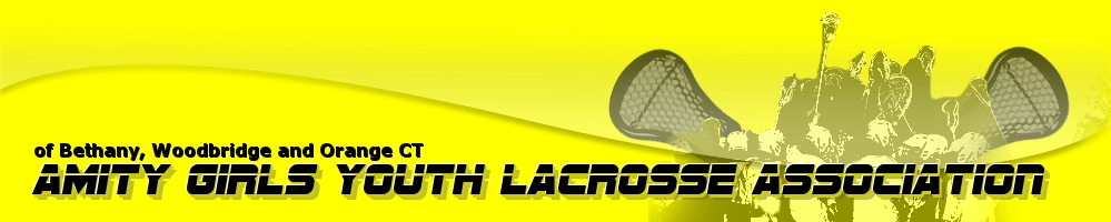 Amity Girls Youth Lacrosse Association, Lacrosse, Goal, Field
