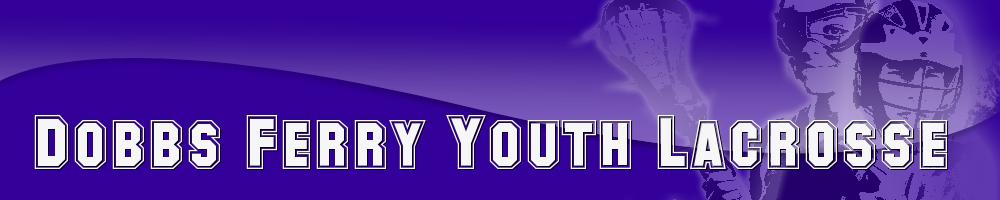 Dobbs Ferry Youth Lacrosse, Lacrosse, Goal, Field
