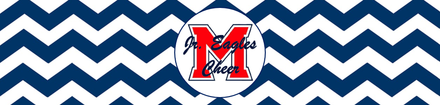 Milton Junior Eagles Cheer, Football, Touchdown, Stadium