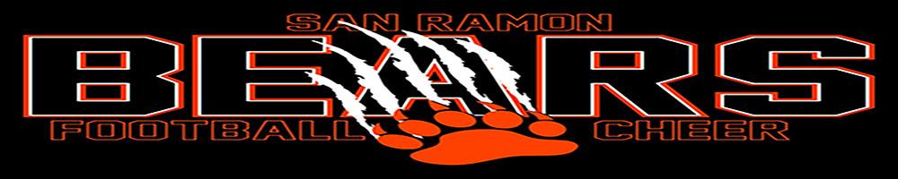 San Ramon Bears, Football, Touchdown, Field