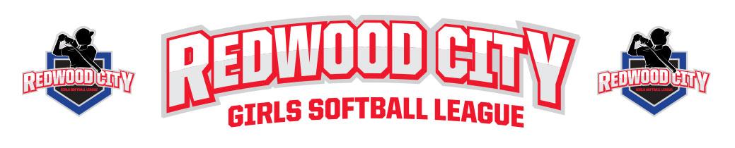 Redwood City Girls Softball League, Softball, Run, Field
