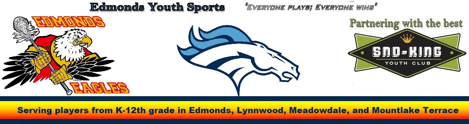 Edmonds Youth Sports Lacrosse, Lacrosse, Goal, Field