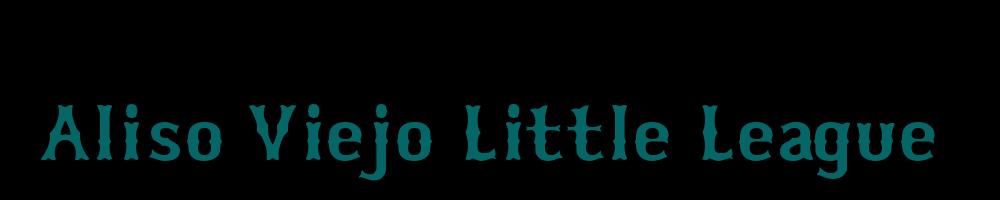 Aliso Viejo Little League, Baseball, Run, Field