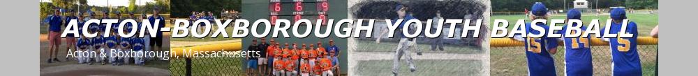 Acton-Boxborough Youth Baseball, Baseball, Run, Field