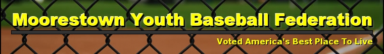 Moorestown Youth Baseball Federation, Baseball, Run, Field