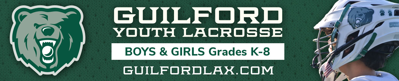 Guilford Youth Lacrosse Association, Inc., Lacrosse, Goal, Field