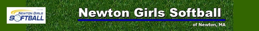 Newton Girls Softball, Softball, Run, Field
