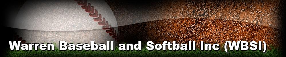 Warren Baseball & Softball Inc, Baseball/Softball, Run, Fields