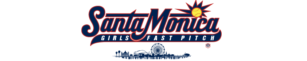 Santa Monica Girls Fastpitch, Softball, Run, Field